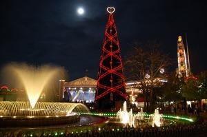 クリスマスイブイブの夜